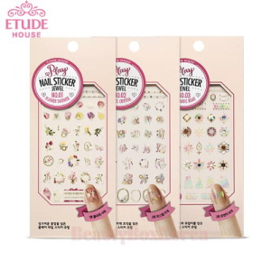 ETUDE HOUSE Play Nail Sticker 1ea [Jewel]